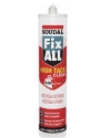 Colle extra forte PRO Fill All High Tack Clear transparente